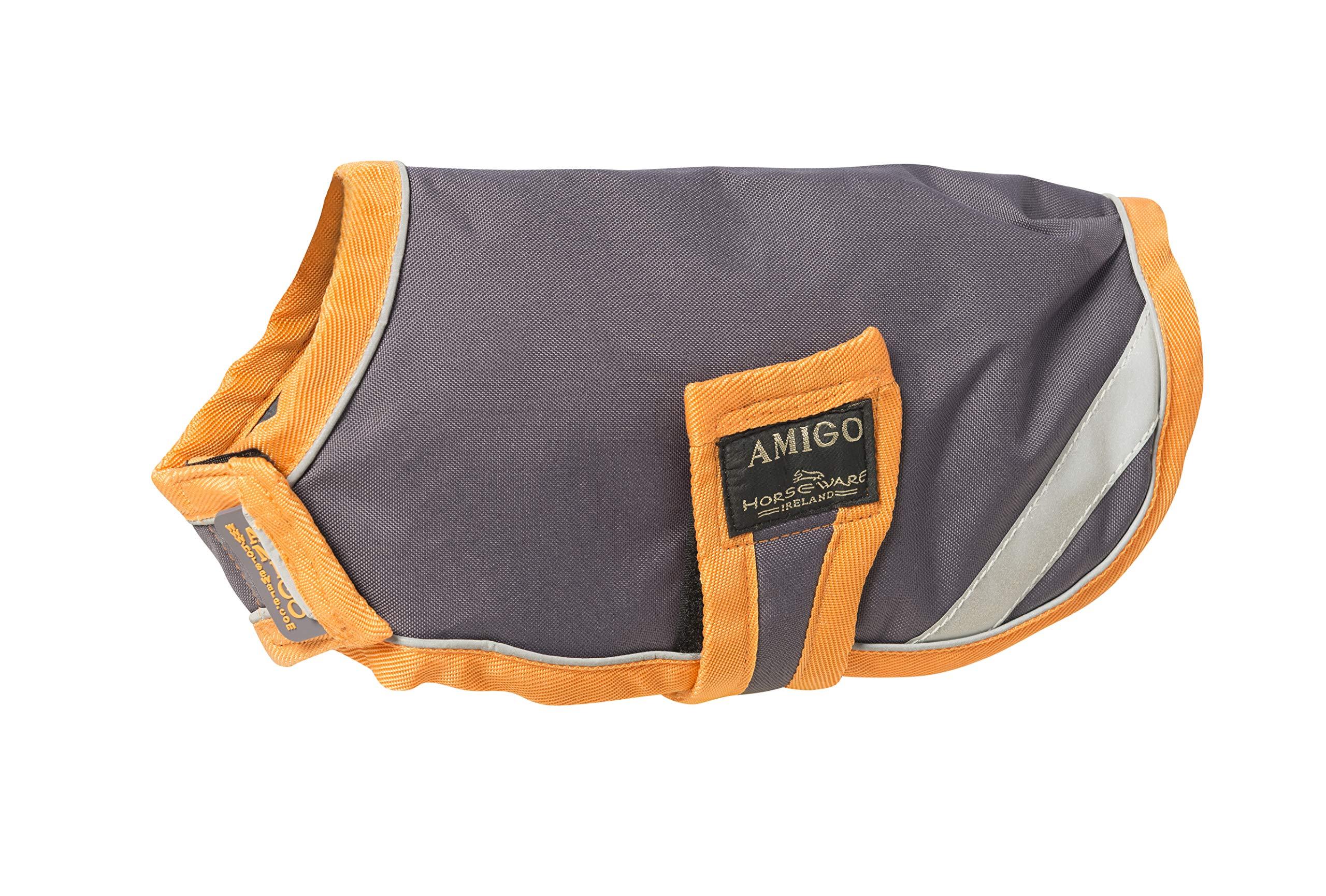 Amigo Dog Blanket 100g Medium Excalibur/Orange