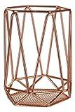 Premier Housewares Vertex Utensil Holder - Copper Plated