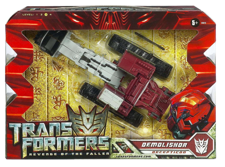 Amazon Transformers Voyager Demolisher Toys Games