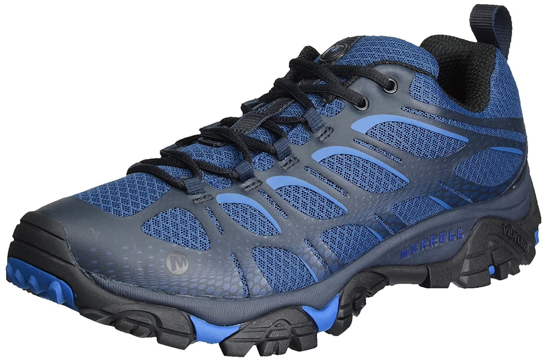 Merrell Moab Edge, Zapatos de Low Rise Senderismo para Hombre