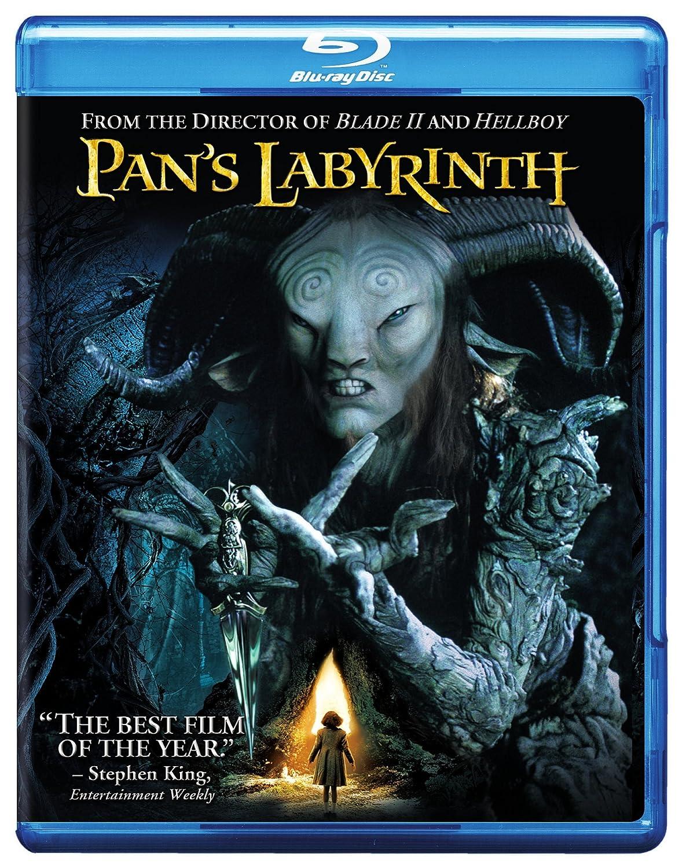 Pan's Labyrinth [Blu-ray] Ivana Baquero Ariadna Gil Manolo Solo César Vea