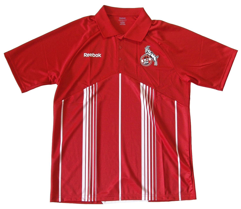 Reebok FK Travel RBK - Polo deportivo (talla XL), color rojo ...