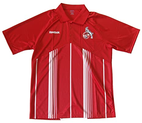 Reebok 1st FC Köln Travel Polo, 58/60, K36405: Amazon.es: Deportes ...