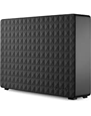 Seagate Expansion Desktop 8TB External Hard Drive HDD – USB 3.0 for PC Laptop (STEB8000100)