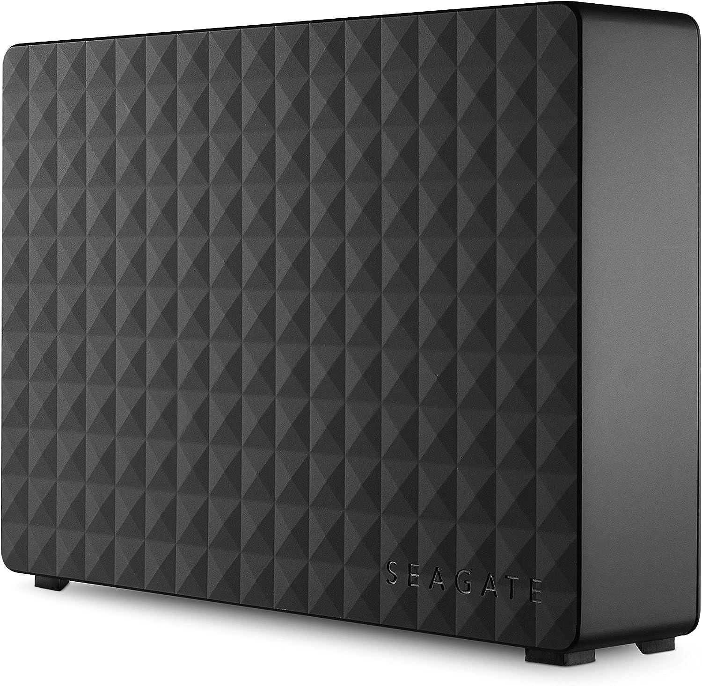 Seagate Expansion Desktop Drive Disco Duro Externo, 5 TB, USB 3.0 ...