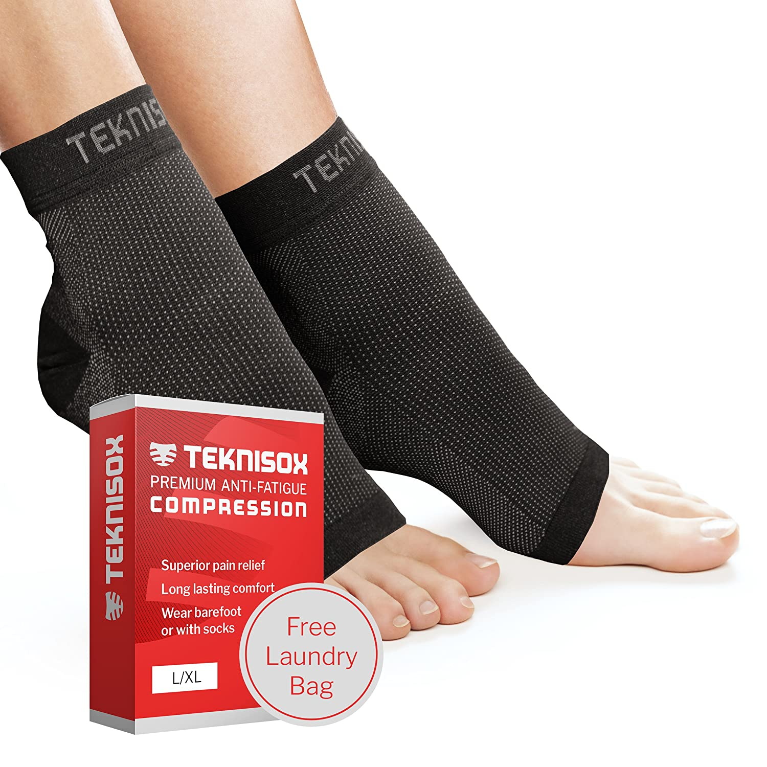 Underwear & Sleepwears Just Women Men Unisex Open Toe Compression Knee Leg Relief Pain Support Socks Relief Therapeutic Anti-fatigue Compression Socks We Take Customers As Our Gods
