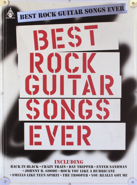 Best Rock Guitar Songs Ever: Amazon.es: Divers Auteurs: Libros en ...