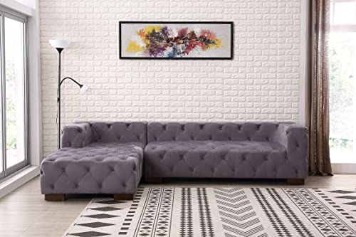 Container Furniture Direct Michael Sectional Sofa