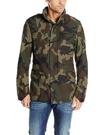 9429898c6663b Alpha Industries Men's M 65 Defender Field Coat: Amazon.com.au: Fashion