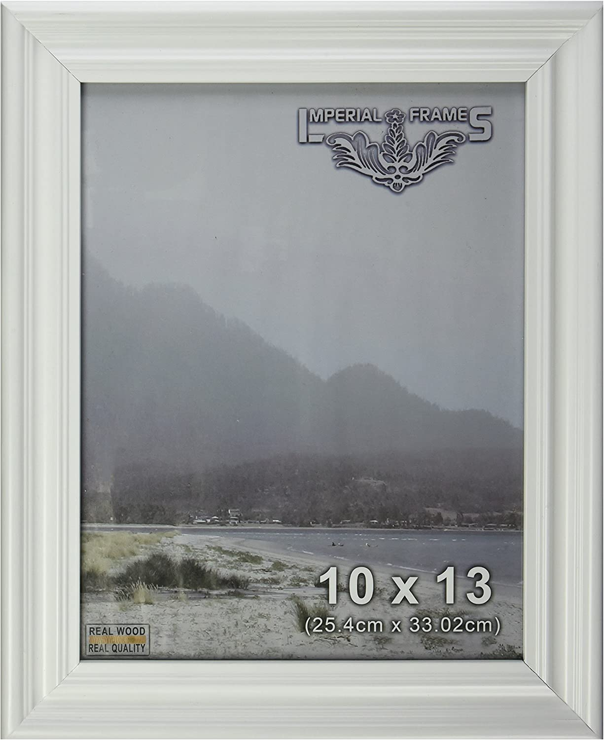 MyFrameStore Imperial Frames Gold Colored Textured Double Mattboard