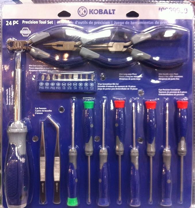 Kobalt 24 Pc Precision Tool Set - 0069960