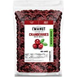 Dried Cranberries Original 4 Pounds,Resealable Bag, High in Antioxidant, Great for Salads, Cooking, and Mixes