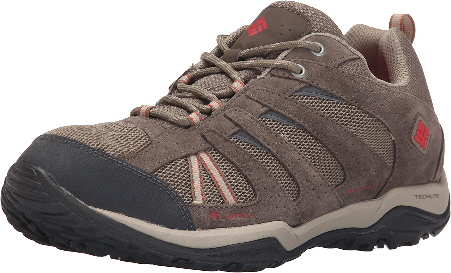 Columbia Women s Dakota Drifter Waterproof Hiking Shoe, Breathable Leather, Durable