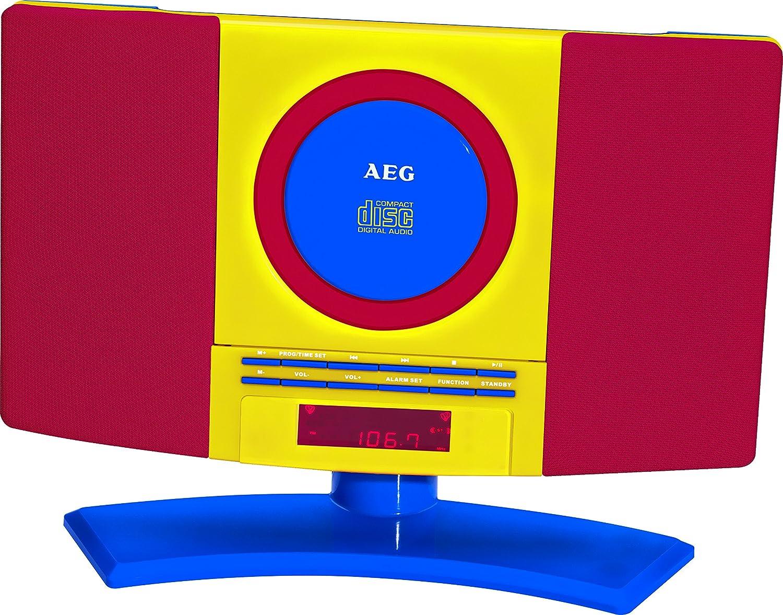 Aeg Aeg Mc 4464 Music Center Cd Player Audio Hifi