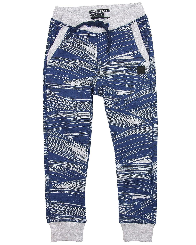 Tumble n Dry Junior Boys Graphic Print Sweatpants Graden Sizes 4-16