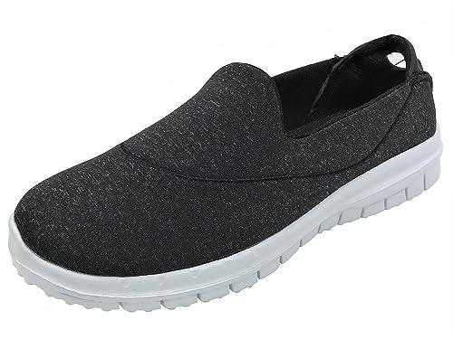 EmileDi H210 Womens Easy Slip On Comfort Walking Sneaker Shoe 6841672763