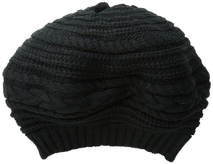 396862d00b532 SCALA Women s Textured Slouch Beret