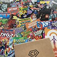 The Comic Garage Ultimate Box - Start a Collection or Expand on an Existing One - 24 Collectible Comic Book Subscription Box