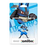 Amiibo: Super Smash Bros. Series Action Figure Lucario - Standard Edition