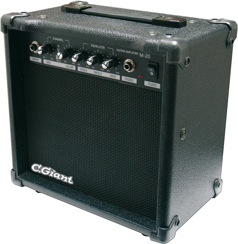 C.GIANT Amplificador de guitarra M-20 A034344