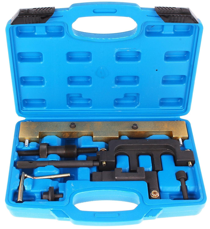 TecPo Motor-Einstellwerkzeug Satz | BMW N42 N46 N46T | Steuerketten Arretierwerkzeug