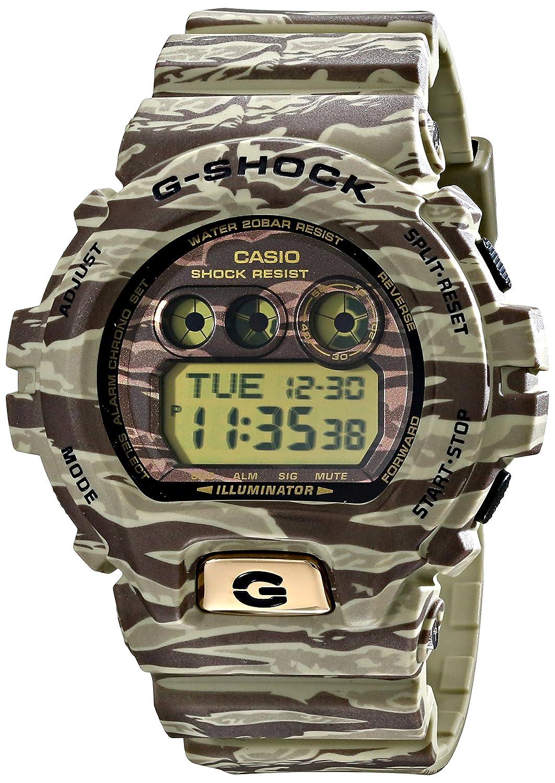 Casio G-Shock Camouflage Digital Dial Multi Quartz Men's Watch GDX6900TC-5