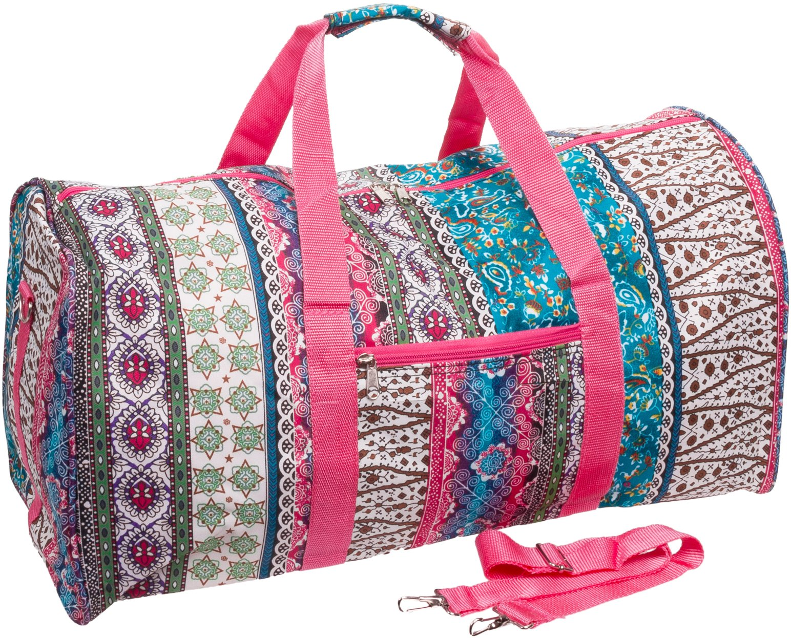 BOHO Travel Gym Cheer Duffel Bag 21''