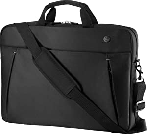 "HP 2UW02UT Business Slim Top Load - Notebook Carrying Case - 17.3"" - Black"