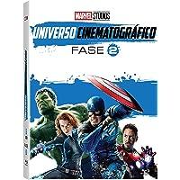 Marvel Studios Universo Cinematográfico Fase 2 Bd