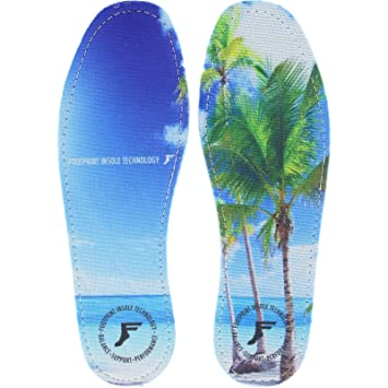 Hi Profile Kingfoam Beach 6-6.5 Insole