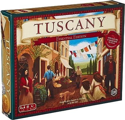 Tuscany Essential Edition - English: Amazon.es: Juguetes y juegos