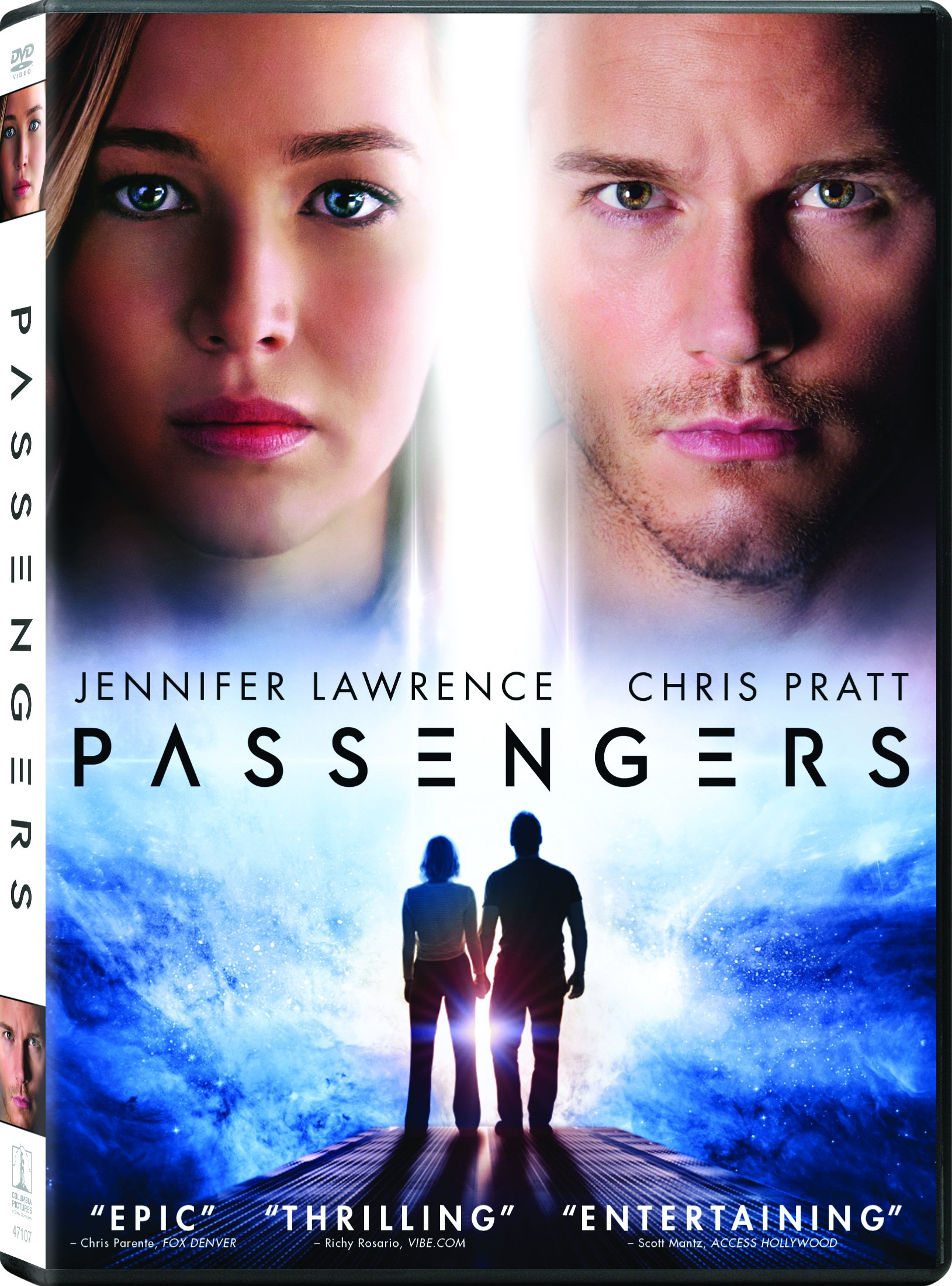 DVD : Passengers (Dolby, AC-3, Widescreen, , Dubbed)