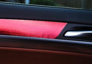Mittelkonsole Alu geb/ürstet schwarz Interieurleisten 3D Folien SET 100/µm stark T/ürleisten Aschenbecher passend f/ür Ihr Fahrzeug 12 tlg