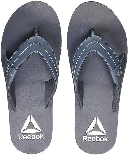 b68faf2434f5 Reebok Men s JoJo Flip Indigo Blk Metsil White House Slippers - 11 UK India  (45.5 EU) (12 US) (BS9645)  Buy Online at Low Prices in India - Amazon.in