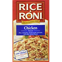 Rice-A-Roni CHICKEN Flavor 6.9oz (5 pack)