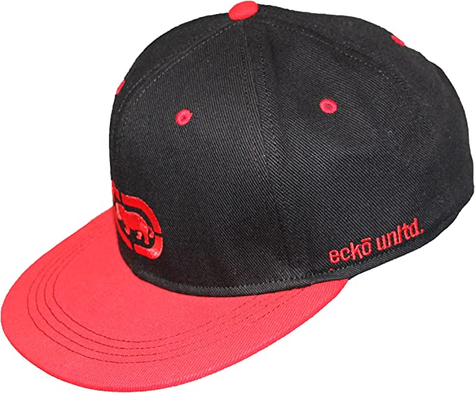 Ecko Unltd. Hombre Cappy con un alta calidad Stick Logo/Colores ...
