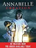 Annabelle: Creation (Blu-ray + DVD + Digital Combo Pack)