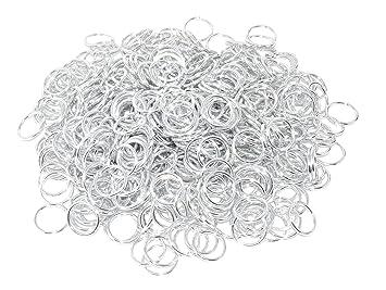 Amazon.com: Mandala Crafts Chainmail - Anillos de aluminio ...