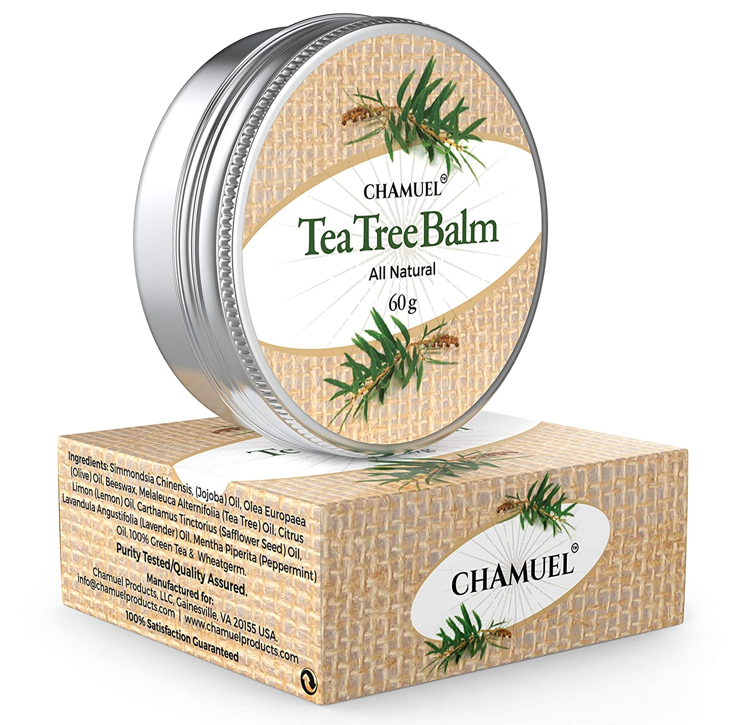Chamuel Tea Tree Oil
