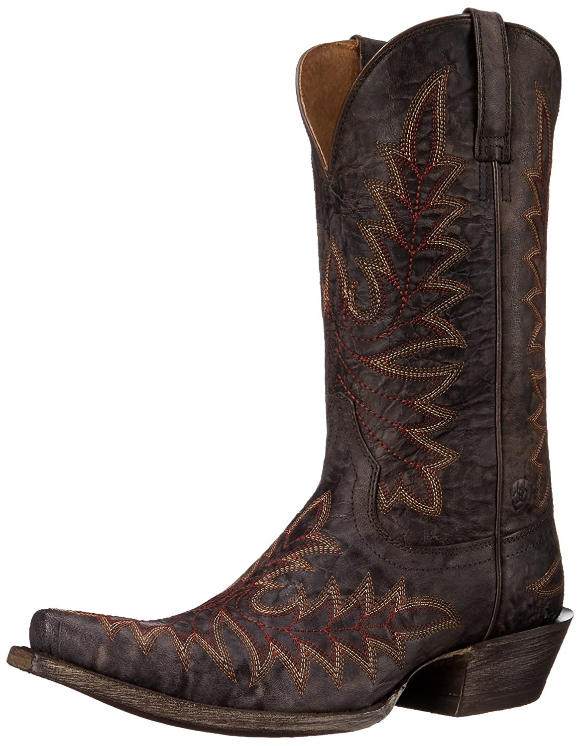 Ariat Women's Brooklyn Western Cowboy Boot B013J2B6YY 6 B(M) US|Coffee