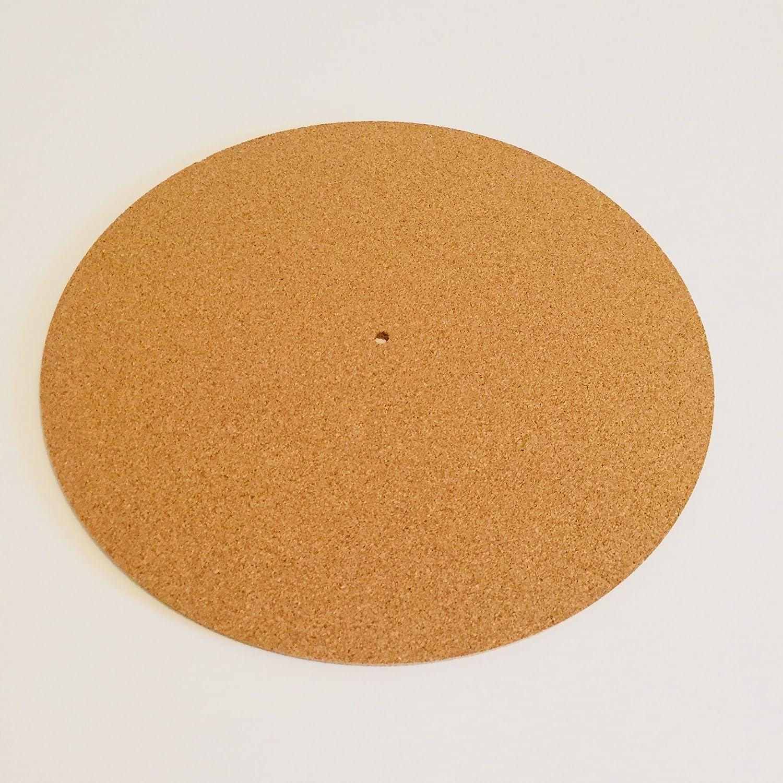 Taz Studio: cork Turntable Slipmat - 4mm thick Cork slip mat - CORK SLIPMAT 4320279545
