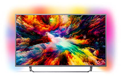 f3ef07c3943 Philips 50PUS7303 12 50-Inch 4K Ultra HD Android Smart TV with HDR Plus