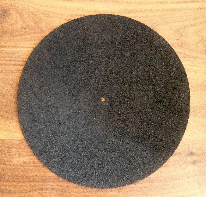 Piel de Ciervo Hide Turntable Alfombrilla: Amazon.es: Instrumentos ...