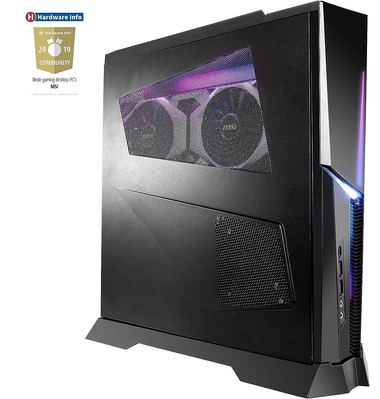 MSI Trident X Plus 9SE-499MYS Intel® CoreTM i7 de 9ª generación i7-9700KF 16 GB DDR4-SDRAM 3000 GB HDD+SSD Negro Escritorio PC: Amazon.es: Industria, empresas y ciencia