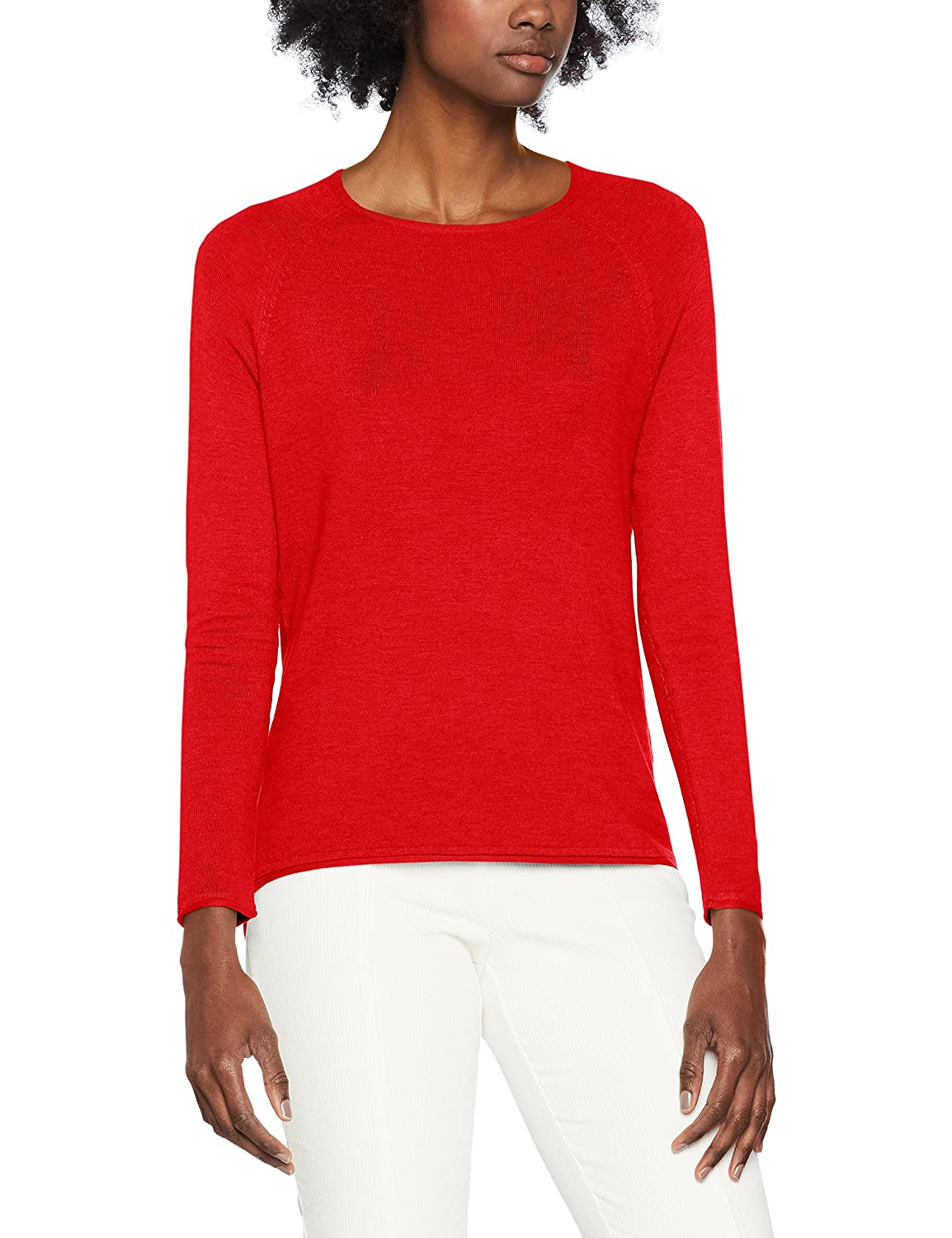 TALLA L. Only Nos Onlmila Lacy L/S Knt Noos Jersey para Mujer
