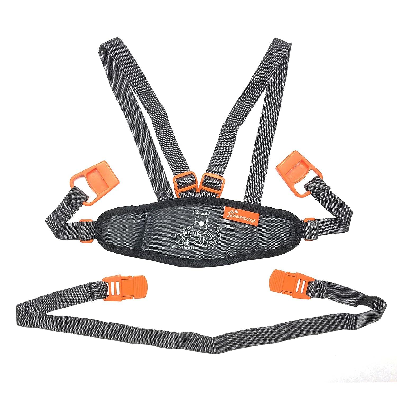 Amazon.com: Dreambaby Deluxe caminar arnés de seguridad para ...