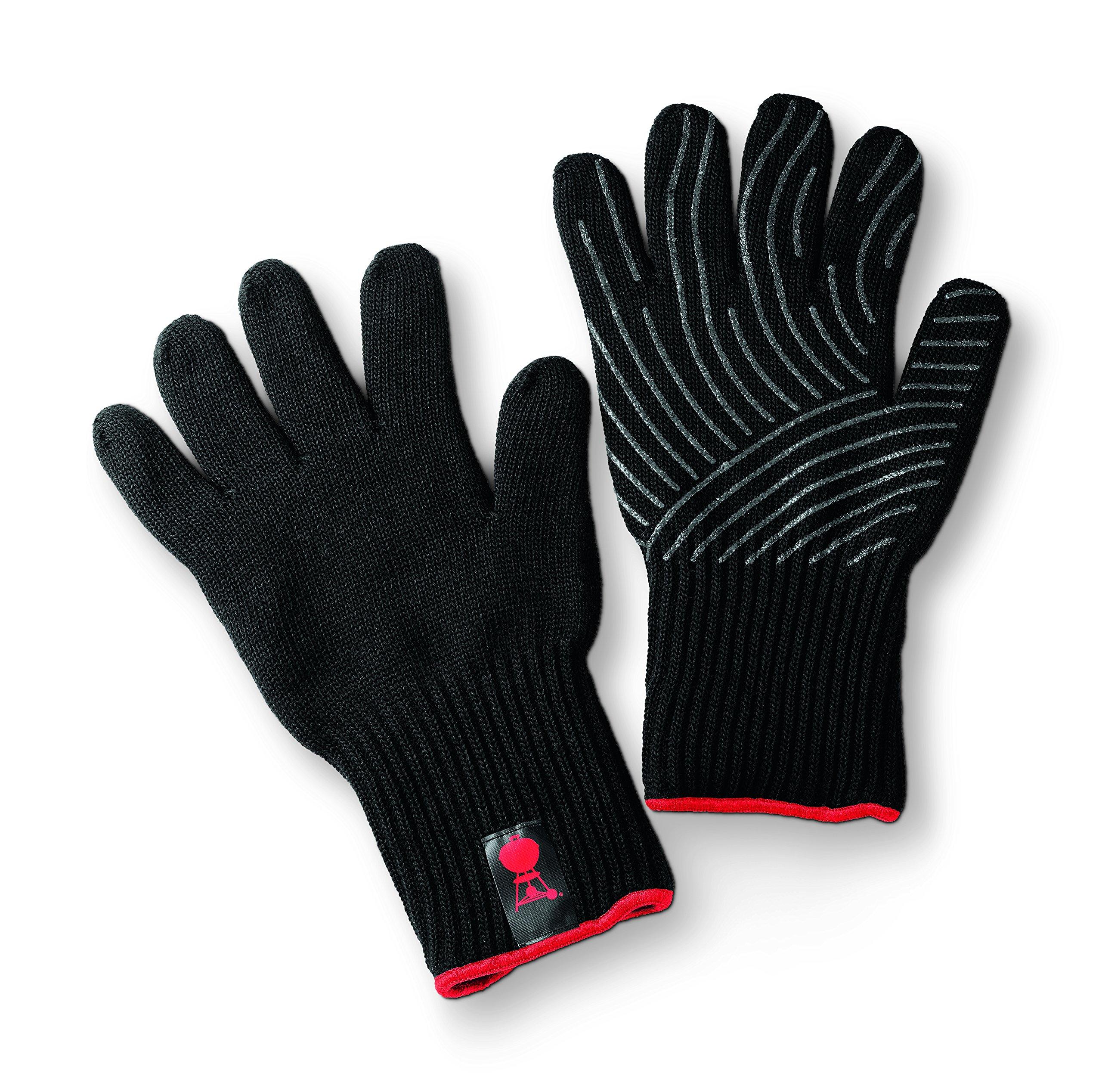 Weber 6670 Large/X-Large Premium Barbeque Glove Set by Weber (Image #3)