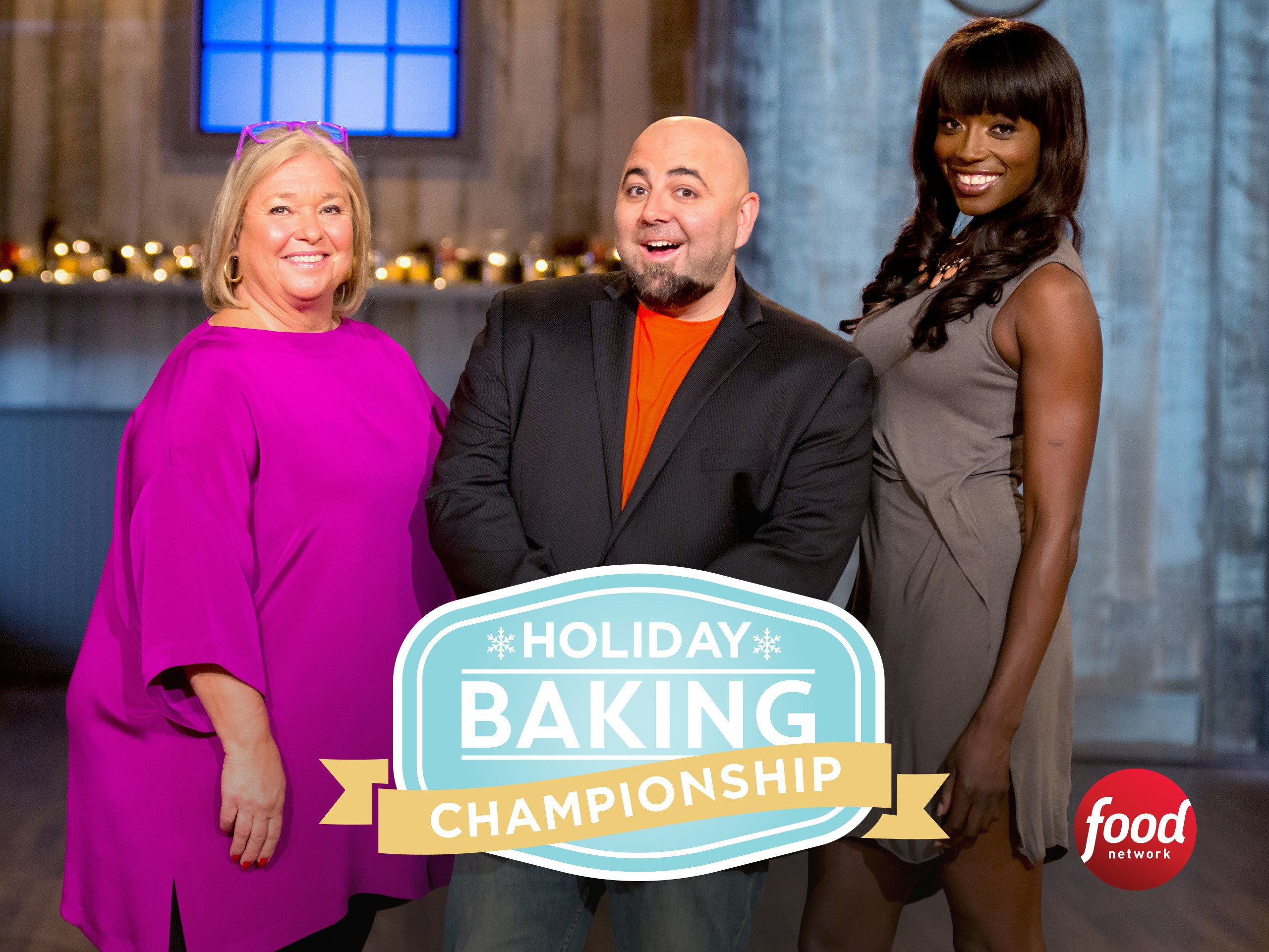 Watch Holiday Baking Championship Season 1 | Prime Video