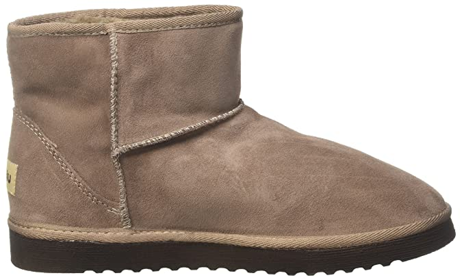 Inblu EY000017, Botines para Mujer, Beige (Tortora 071), 40 EU: Amazon.es: Zapatos y complementos