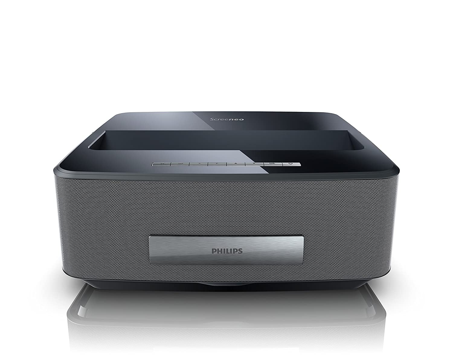 Philips HDP1590 Screeneo, Smart Projector, HDMI, Ultra Short Throw, 120 Inches Display, WiFi, 2.1 Sound System